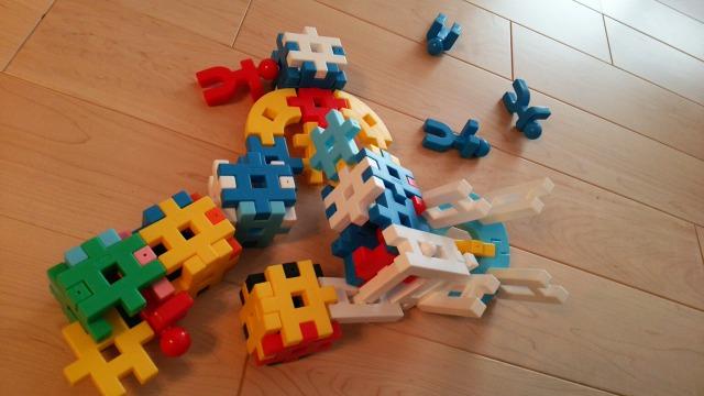「ニューブロック」は最強知育玩具~失敗からわかった絶対におすすめな理由~